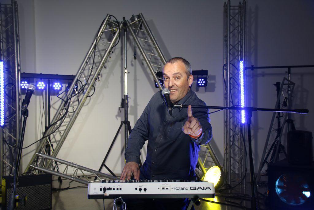 Xavi Tobaja Deejay de Topdisco Radio