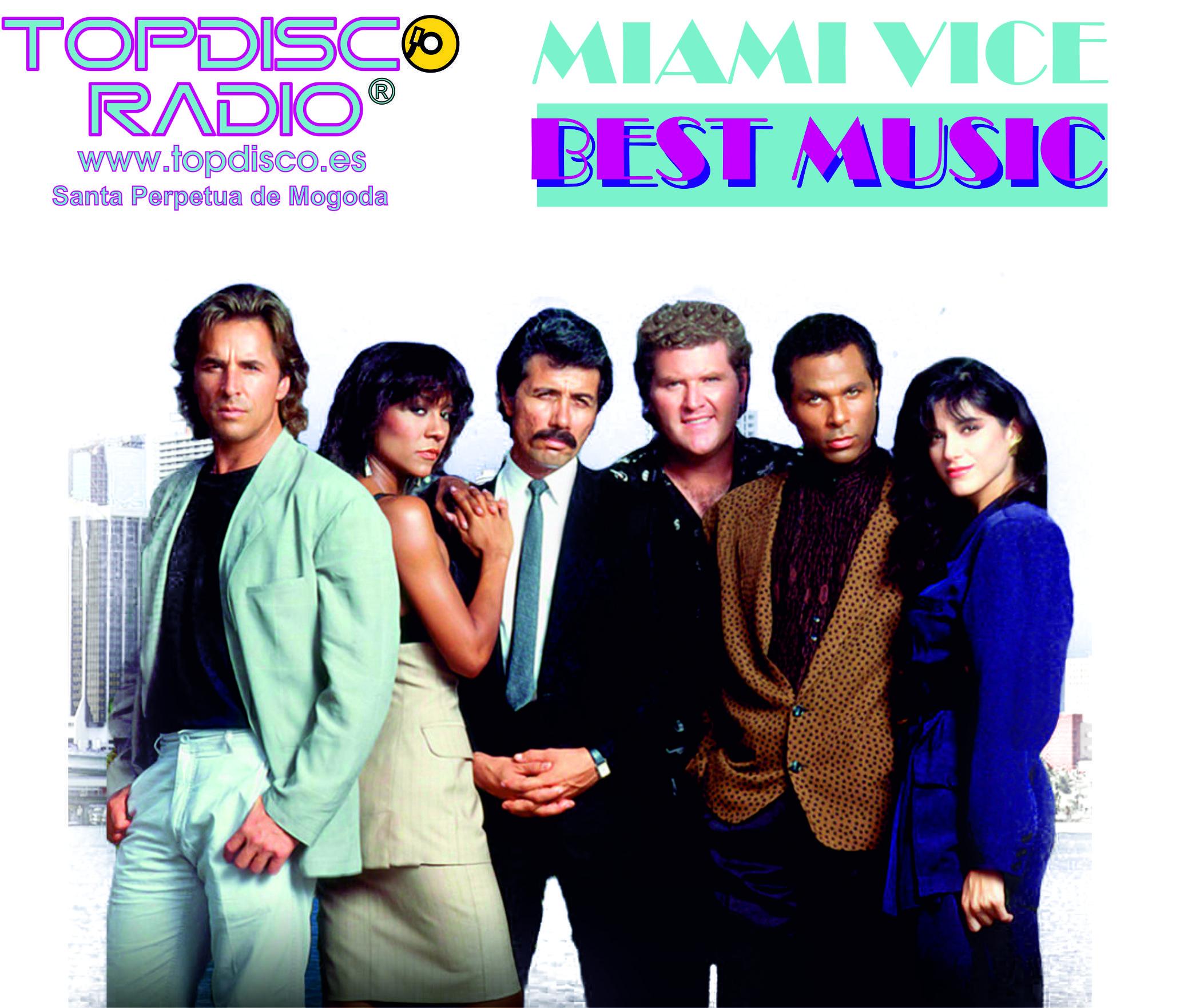La mejor musica que sono en la serie durante las 5 temporadas cada semana en Topdisco Radio. Presentado por Xavi Tobaja