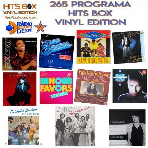265 Programa Hits Box - Topdisco Radio