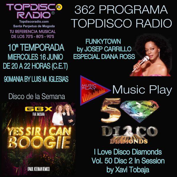 362 Programa Topdisco Radio Music Play I Love Disco Diamonds Vol 50 Disc2 in session - Funkytown - 90mania - 16.06.21.jpg