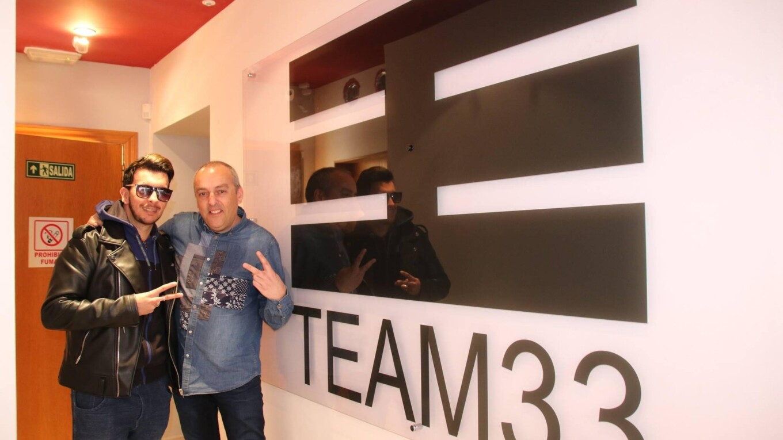 Cristian Martin - Xavi Tobaja - Team 33 music - Topdisco Radio