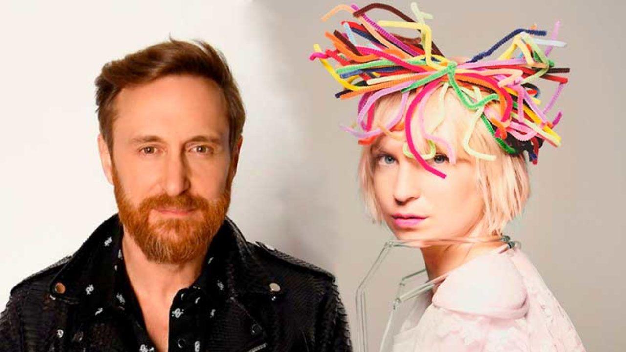 David Guetta - Sia - Lets Love - Topdisco Radio