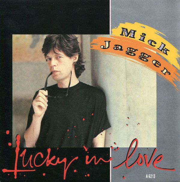 Mick Jagger - Lucky in love Topdisco Radio