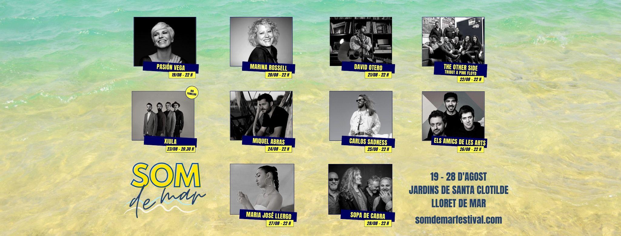 Festival Som de Mar 2021 - Topdisco Radio