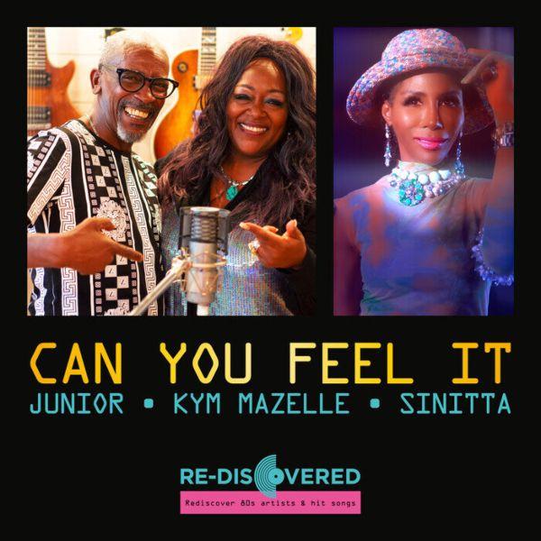 JUNIOR KYM_MAZELLE SINITTA - Can you feel it